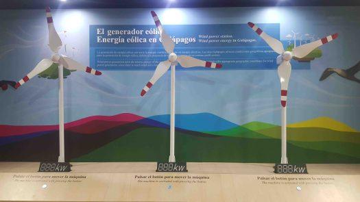 Energía eólica Ecuador