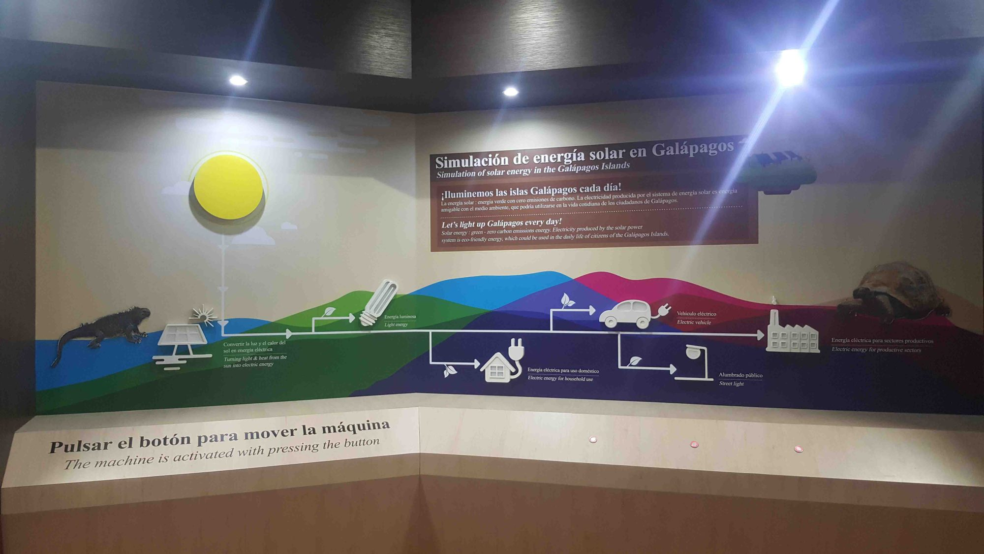 Energía renovable de Galápagos