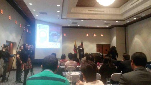 Primer Foro Innovación y Tecnología-Ecuador